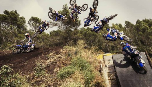 BTS Gallery | Tom Pagès FMX Training 2017