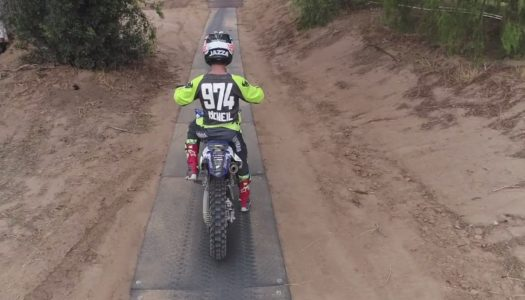 A Day With Jarryd McNeil | Watch His Latest FMX Edit