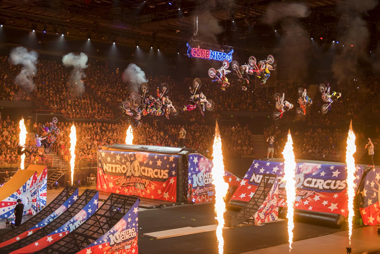 Nitro Circus Tour Dates
