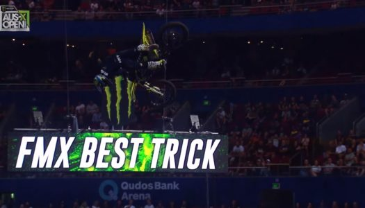 Aus-X Open 2017 | Watch FMX Best Trick & Best Whip Video Highlights