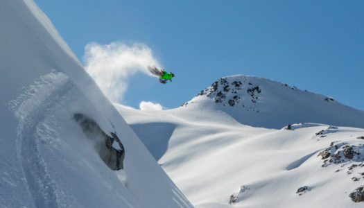 Maddo and Renner Saddle Up On Snowbikes | Watch Powder Hounds Episode 1