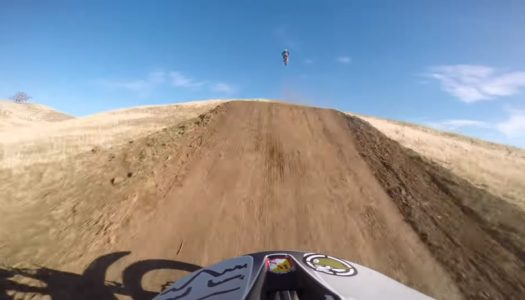 Colby Raha | GoPro Follow Cam Footage From Area 52