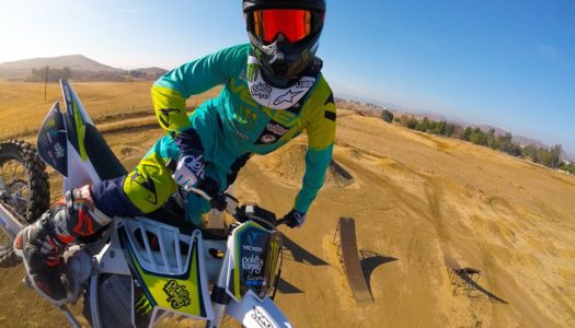 First Impressions | Nate Adams Talks Hitting Ramps On The Electric Alta Redshift
