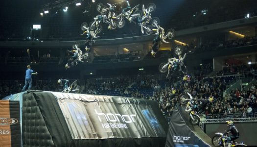 Luc Ackermann Makes History In Berlin With First Ever Double Backflip At NIGHT of the JUMPs