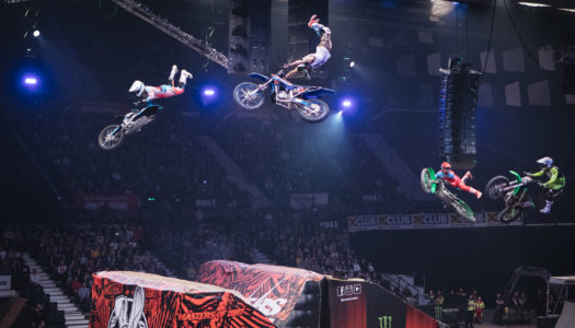 Watch The Insanity From Masters of Dirt Vienna 2018