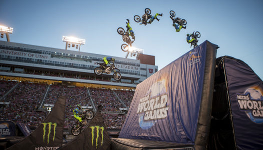 Nitro World Games 2018 Dates Announced