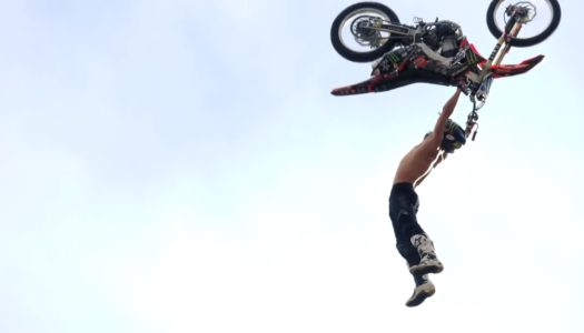 Nitro Circus Next Level | The Biggest Sticks and Stacks in Moto