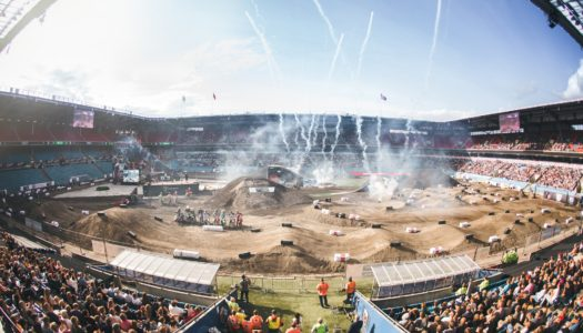 Watch The Dirt Shark Highlights Edit From Andre Villa's Ullevaal Xtreme 2018