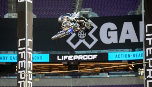 Watch X Games Minneapolis 2018 | Jarryd McNeil Jumps 43 Feet To Win Moto X Step Up Gold